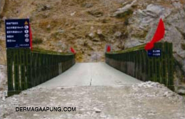 48 maters load 30 tons in tibet img2
