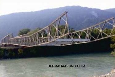 Permanent bailey bridge(double-lanes)img 2