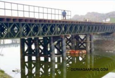 bailey bridge for the high-speed railway img 2