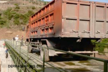 bailey bridge(CB-200, deck-type)img 2