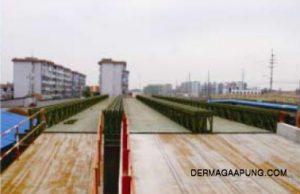 multi-lanes bailey bridge